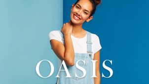 Extra 20% Off in the Sale at Oasis - Limited Time Only!