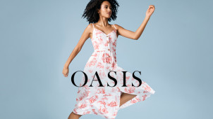 20% Off Autumn Styles at Oasis - Including Skirts and Boots!