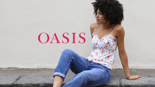 Discover 50% Off in the Sale at Oasis