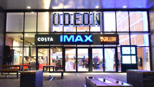 Five Cinema Tickets for £25 at ODEON Cinemas