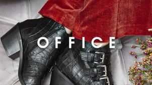 Free Delivery On Orders Over 60 At Office Shoes