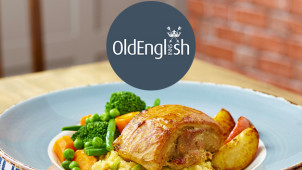 40% Off Mains at Old English Inns