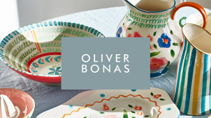 Save £5 on Your First Order with Newsletter Sign-ups at Oliver Bonas
