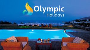 £150 Off Bookings at Olympic Holidays