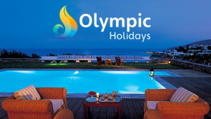 £50 Off 2019 Sunshine Holiday Bookings at Olympic Holidays