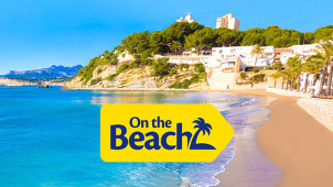 £75 Gift Card with Upfront Bookings Over £1500 at On the Beach
