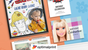 20% Off School at Home Items at Optimalprint - Notebooks, Posters & More