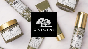 5 Free Samples with Orders Over £45 at Origins