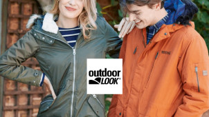£5 Gift Card with Orders Over £60 at Outdoor Look