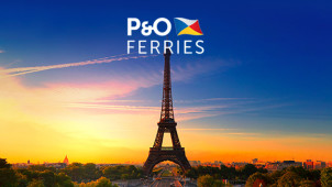 5 Day Short Mid-Week Break From €80 at P&O Ferries