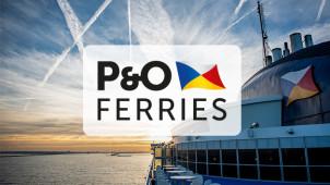 35€ de bon essence chez P&O Ferries