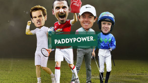 £20 Risk Free First Bet at Paddy Power Sportsbook