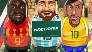 Bet €10 Play with €40 at Paddy Power
