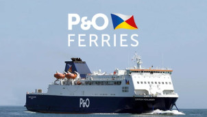15% Off Ferries Between Cairnryan and Larne at P&O Ferries