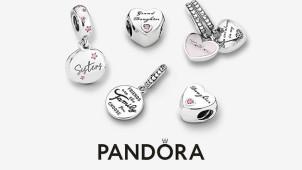 Bijoux à moins de 50€ chez Pandora
