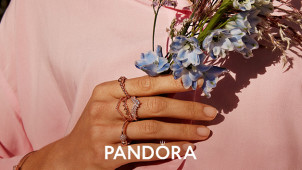 Up to 60% Off in the Outlet at Pandora