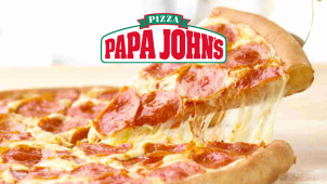Nationwide: 40% Off When You Spend £25 or More at Papa John's