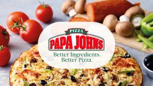 Any Medium Pizza for £5.99 for Students at Papa John's