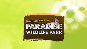 5% Off Online Bookings at Paradise Wildlife Park