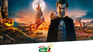 Peur sur le Parc Astérix pour Halloween ! Nocturnes les 30.31 oct et 01.02 nov