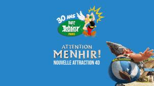 Toutes les réductions Parc Astérix pour les 30 ans !