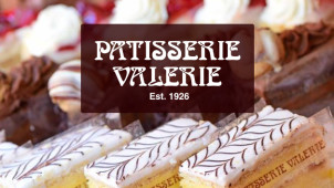 Up to 24% Off Afternoon Tea with Optional Prosecco for Two at Patisserie Valerie