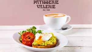 20% Off Cakes at Patisserie Valerie