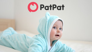 Extra 20% Off Orders Over £89 Plus Free Delivery at PatPat