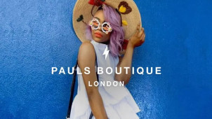 Free Make-Up Bag with New In Orders at Paul's Boutique