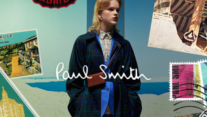 Delivery is Free on Orders at Paul Smith