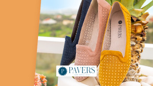 £5 Gift Card with Orders Over £80 at Pavers