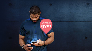 20% Off First Monthly+ Pass Orders at payasUgym