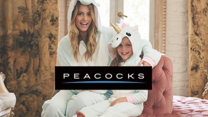 15% Off Orders at Peacocks
