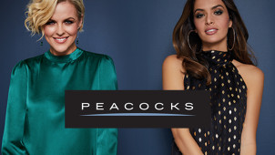 10% Off Orders with Newsletter Sign-ups at Peacocks