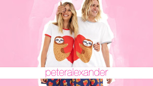 15% Off Next Orders with Newsletter Sign-ups at Peter Alexander
