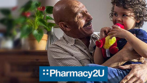 £5 Gift Card with Orders Over £50 at Pharmacy2U