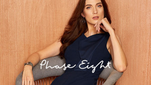 Extra 15% Off Sale Plus Free Delivery on Orders Over £50 at Phase Eight