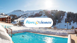 Up to 20% Off Flight Inclusive Packages at Pierre & Vacances