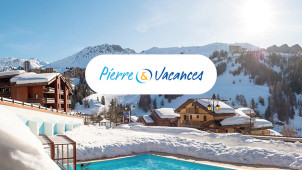 Enjoy 30% Off Ski Holiday Bookings at Pierre & Vacances