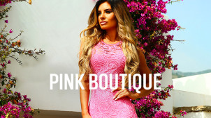 Up to 50% Off Selected Items in the Black Friday Event at Pink Boutique