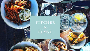 Free Drink with Newsletter Sign-Ups at Pitcher & Piano