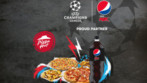 2 Large Pizzas, 1 Classic Side, Any 1 Side Plus 1.5lt Pepsi Drink for £24.99 at Pizza Hut Delivery