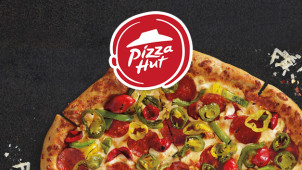 Large Pizza, Crispy Fries, Garlic Bread & Crispy Chicken Strips from €21.95 at Pizza Hut
