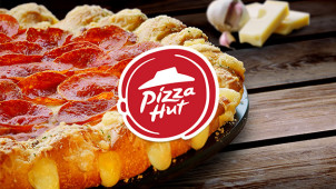 50% Off Pizza Orders Over £20 at Pizza Hut Delivery