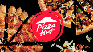 Save 40% on Pizzas and Side Orders Over £35 at Pizza Hut