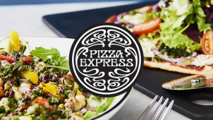 25% Off Food on Sunday at PizzaExpress