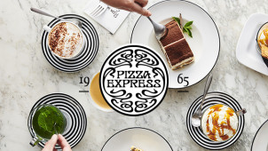 Starter and Main for £11.95 at PizzaExpress