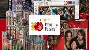 6€ OFFERTS à partir de 49€ d'achat chez Planet Puzzles