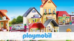 Exclus jusqu'à 30% de remise sur une sélection Playmobil