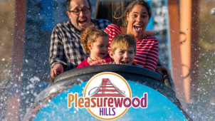 £2 Off Online Bookings at Pleasurewood Hills